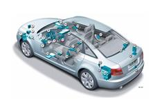 Volkswagen safety sensor solutions